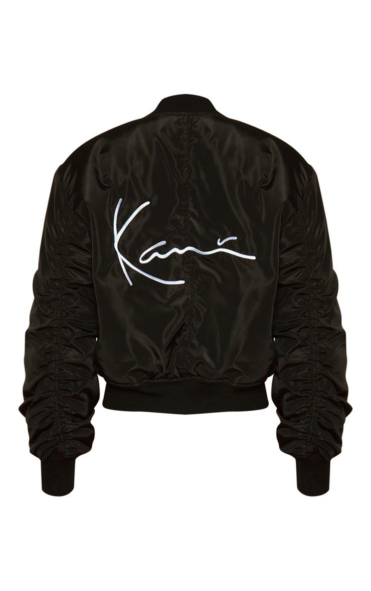 KARL KANI Black Jacket 5