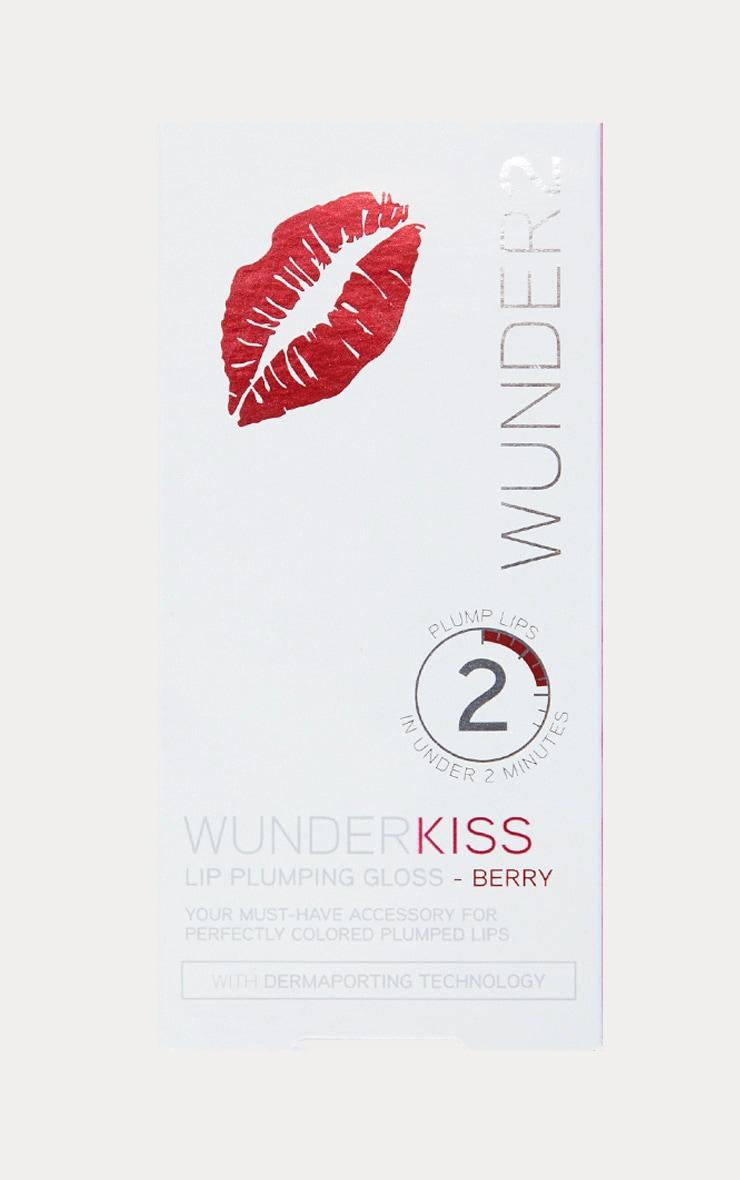 Wunderkiss Lip Plumping Gloss Berry 3