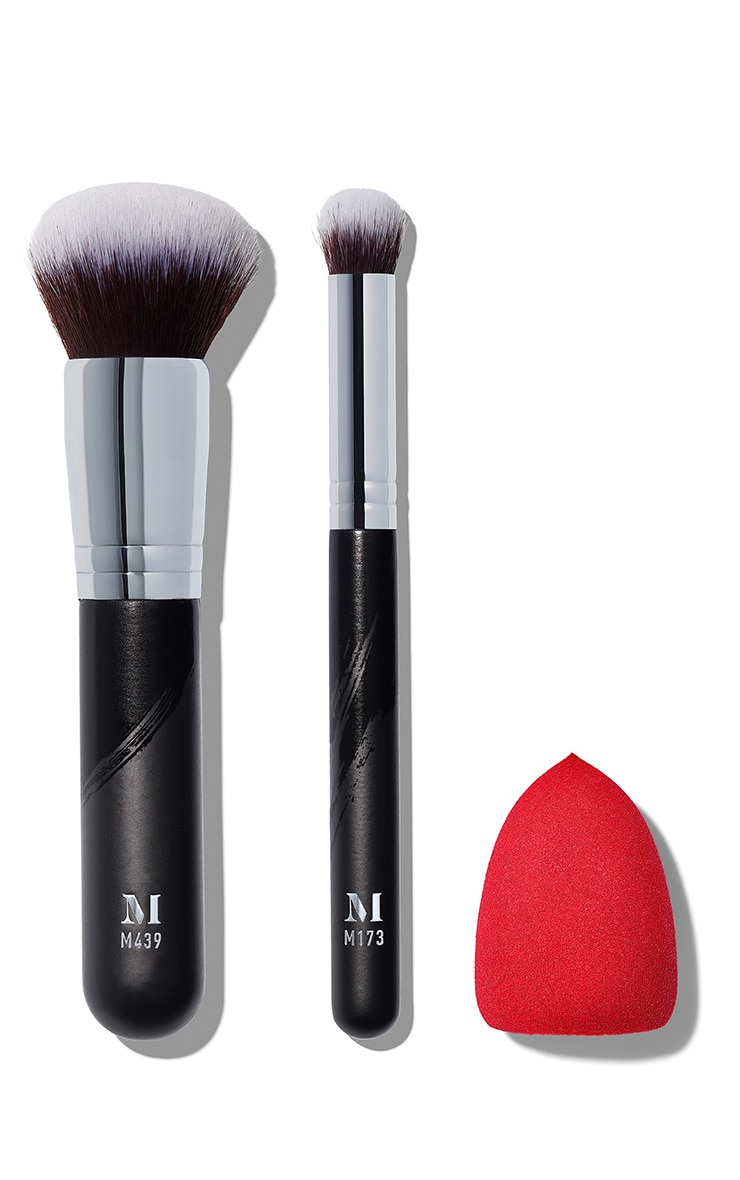 Morphe Fluidity Brush and Sponge Trio (Worth £30.50) 1