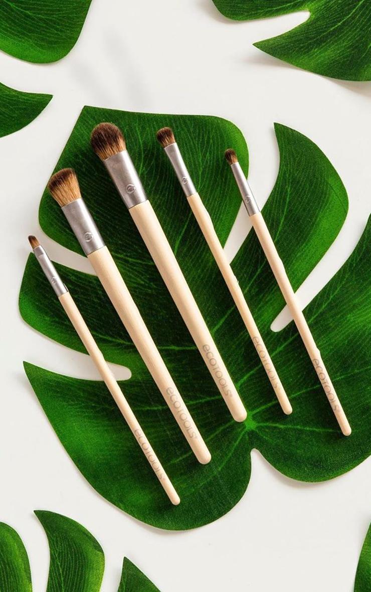 EcoTools Daily Defined Eye Brush Kit 1