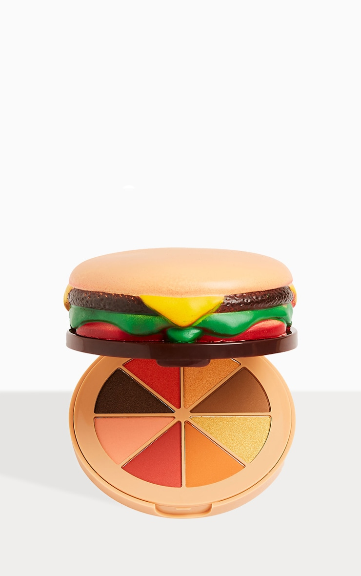 I Heart Revolution Burger Eyeshadow Palette 2