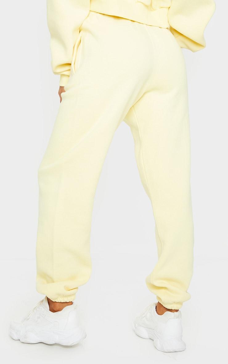 Yellow Joggers 4