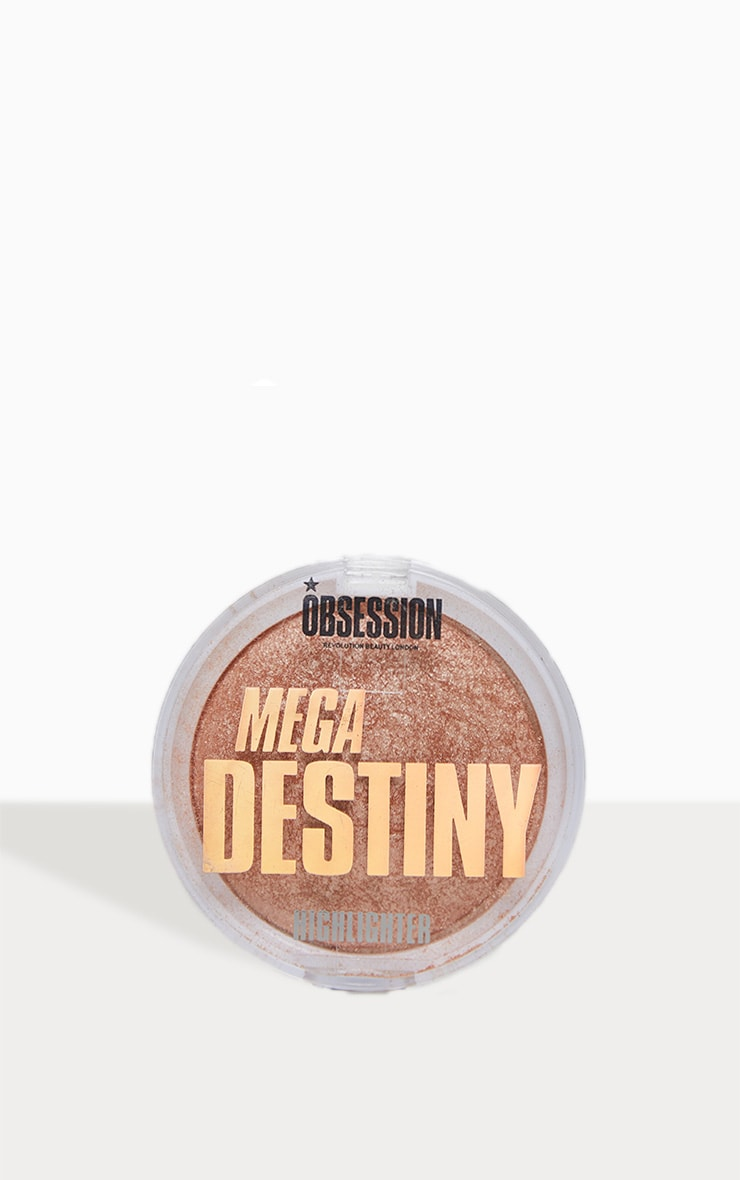 Makeup Obsession - Highlighter Mega Destiny 1