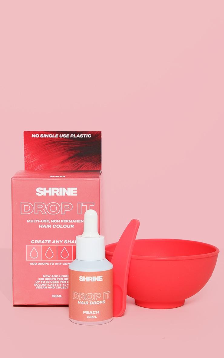SHRINE Drop It Hair Dye Red 1
