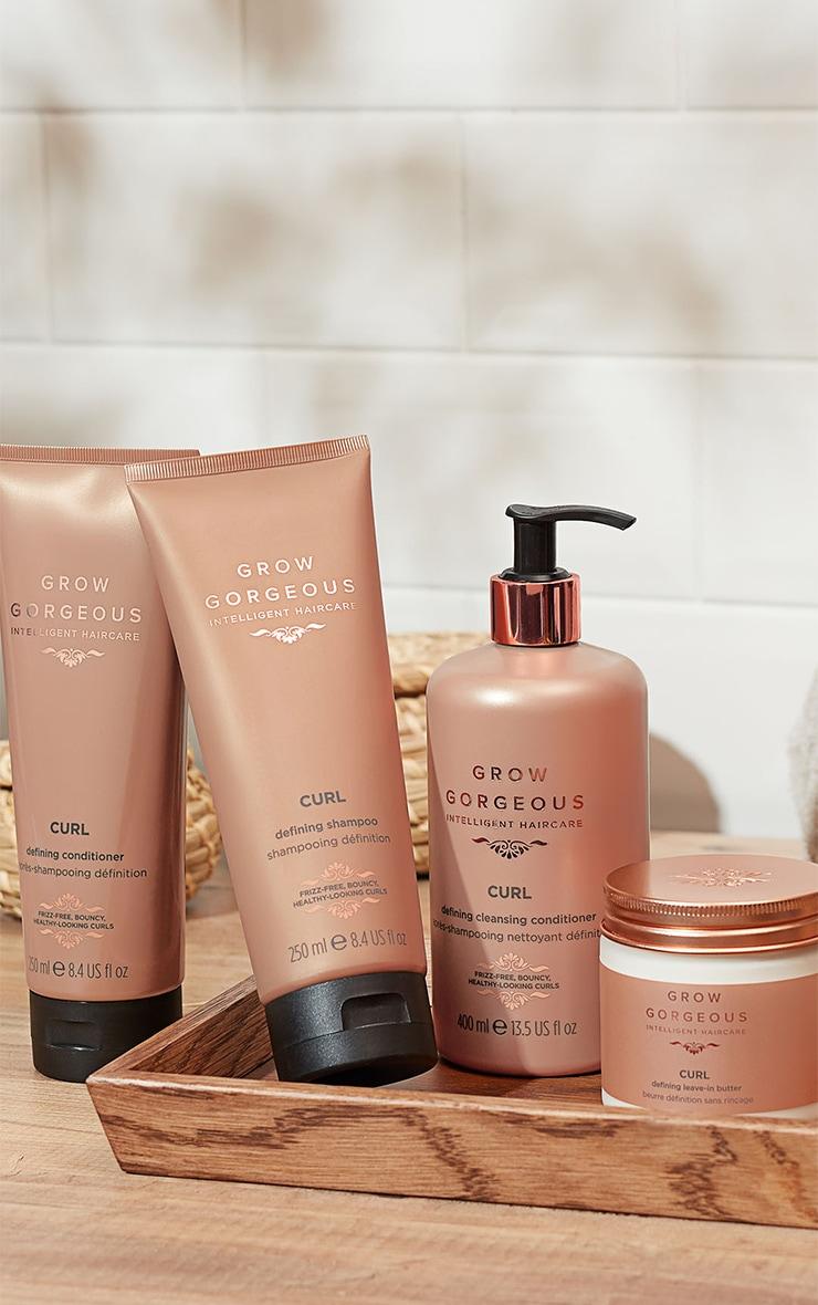 Grow Gorgeous Curl Defining Shampoo 250ml 3