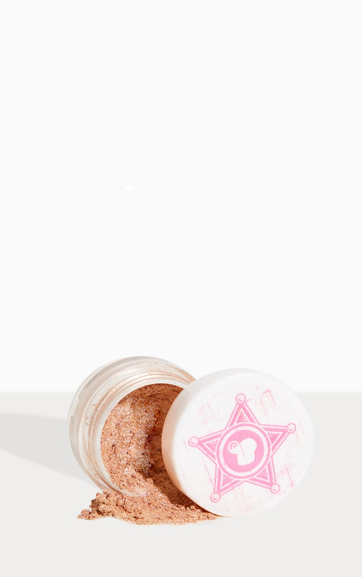 Peaches & Cream Most Wanted Loose Eyeshadow Pigment 1
