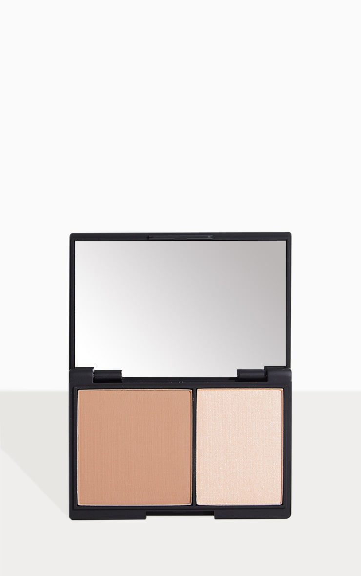 Duo contouring visage clair Sleek 2