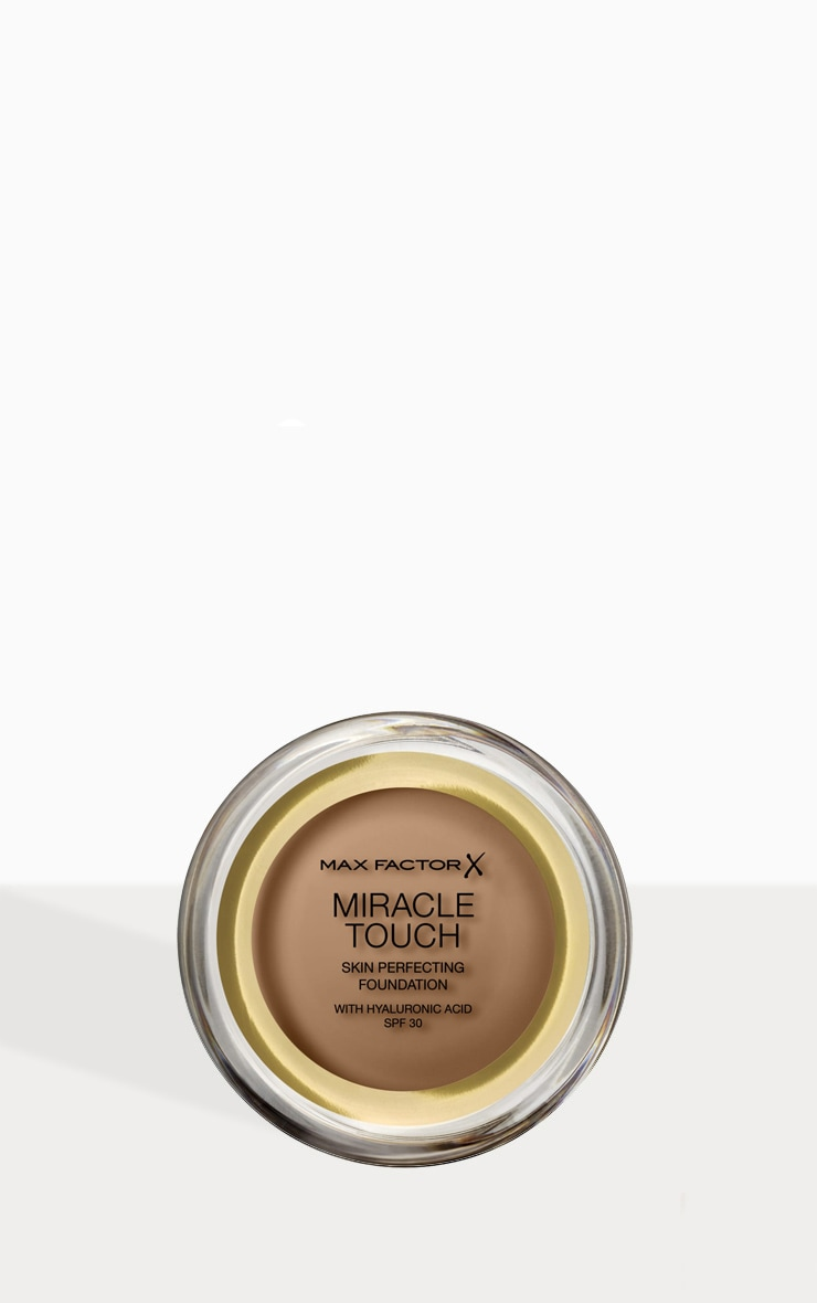 Max Factor Miracle Touch Foundation Tawny 1