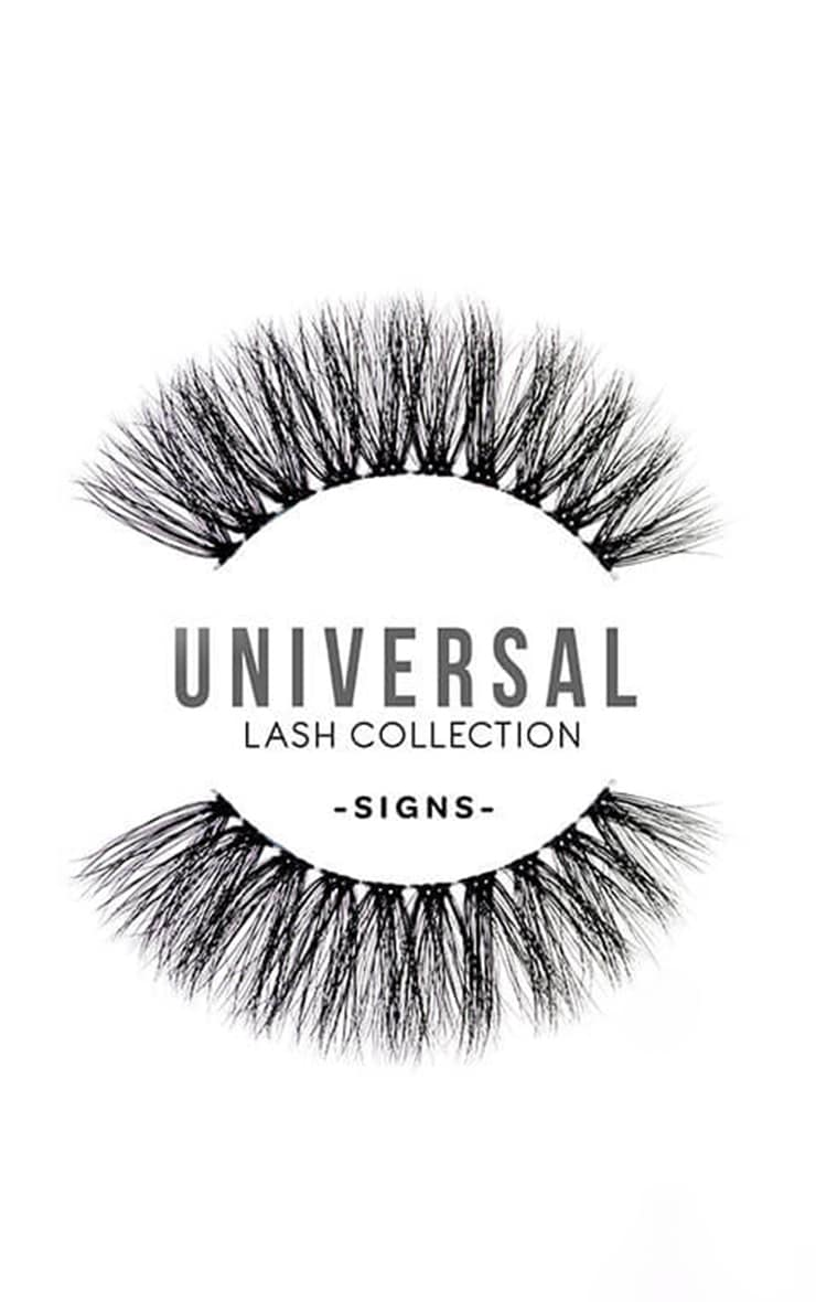 BPerfect Cosmetics Universal Lash Collection Signs 3