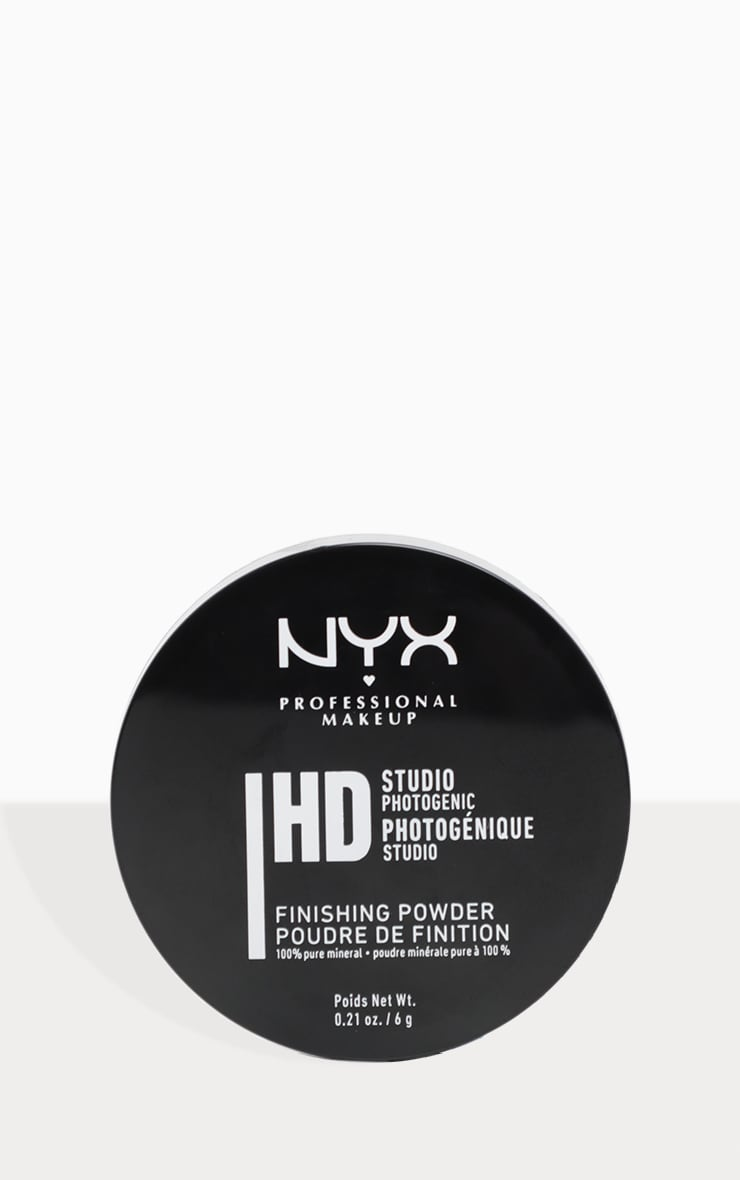 NYX PMU Studio Finishing Powder 2