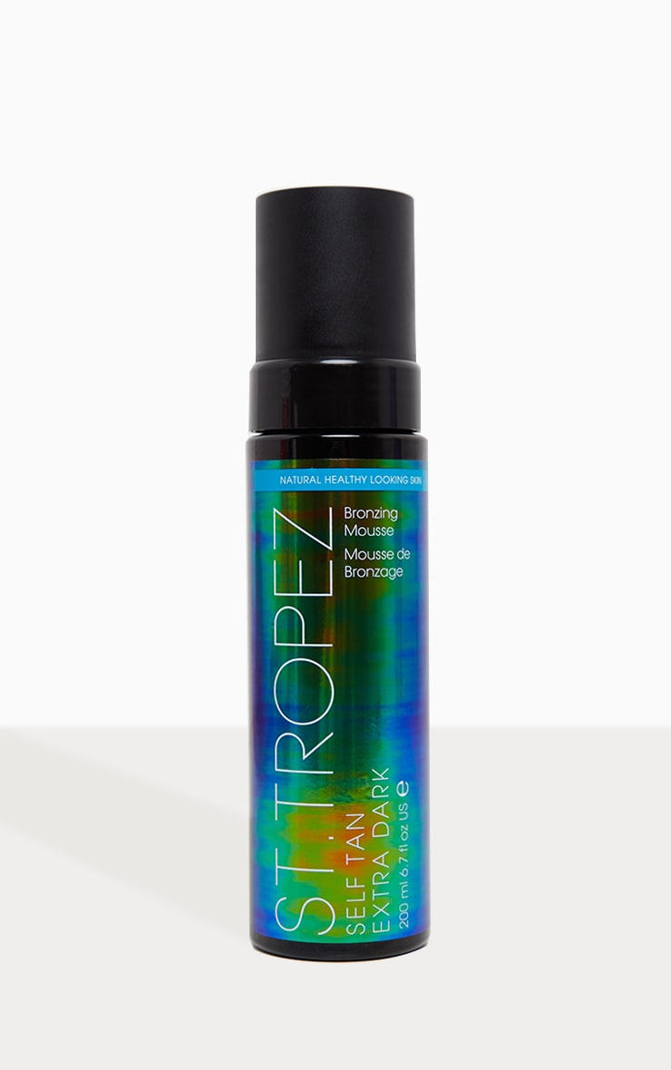 St. Tropez Self Tan Extra Dark Bronzing Mousse 200ml 3