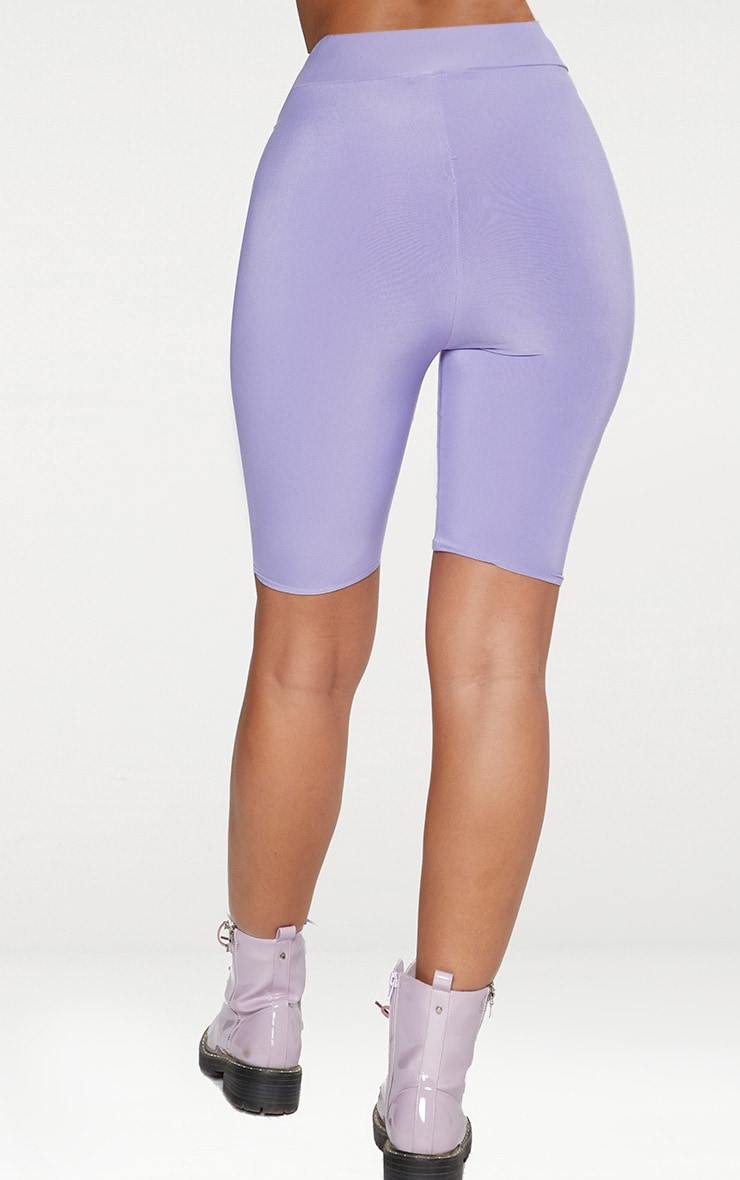 Lilac Slinky Cycle Short 5