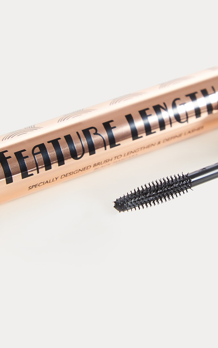 BarryM Feature Length Mascara - Black 3