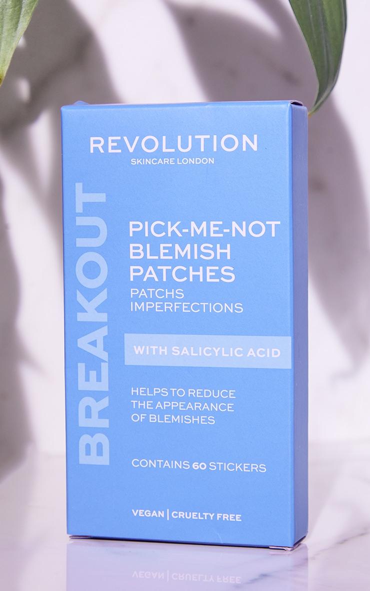 Revolution Skincare Pick-me-not blemish patches 1