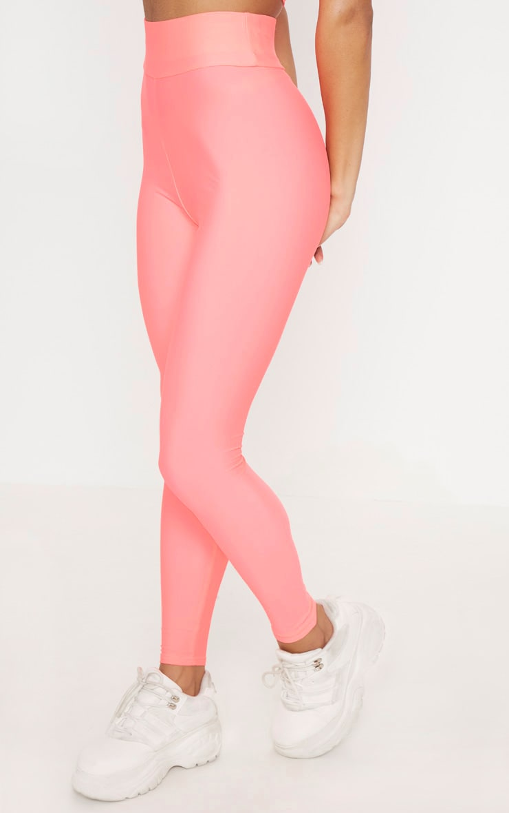 Pink Basic Gym Legging 2