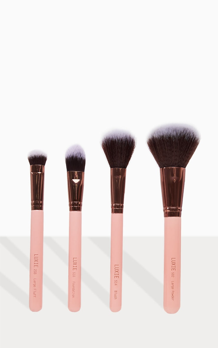Luxie Face Complexion Brush Set 2