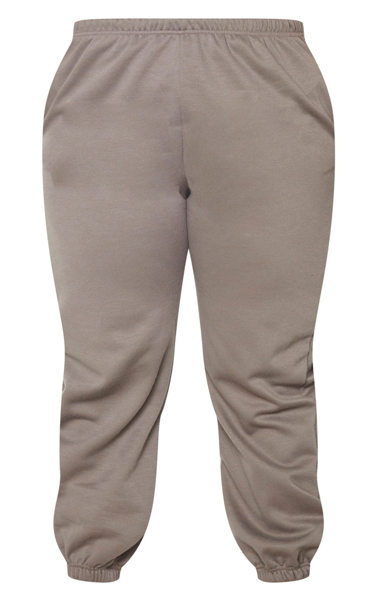 Plus Khaki Casual Jogger 5