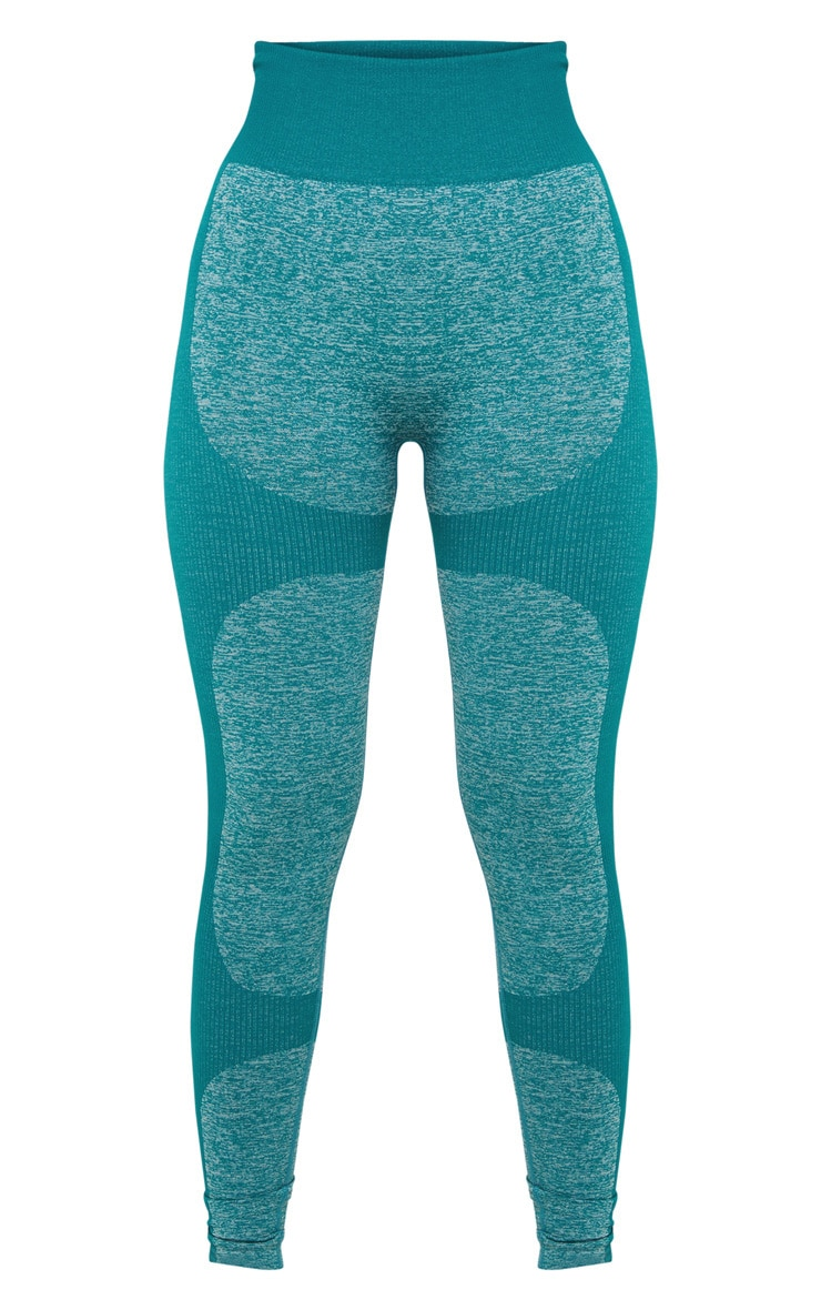 Emerald High Waist Seamless Legging 3