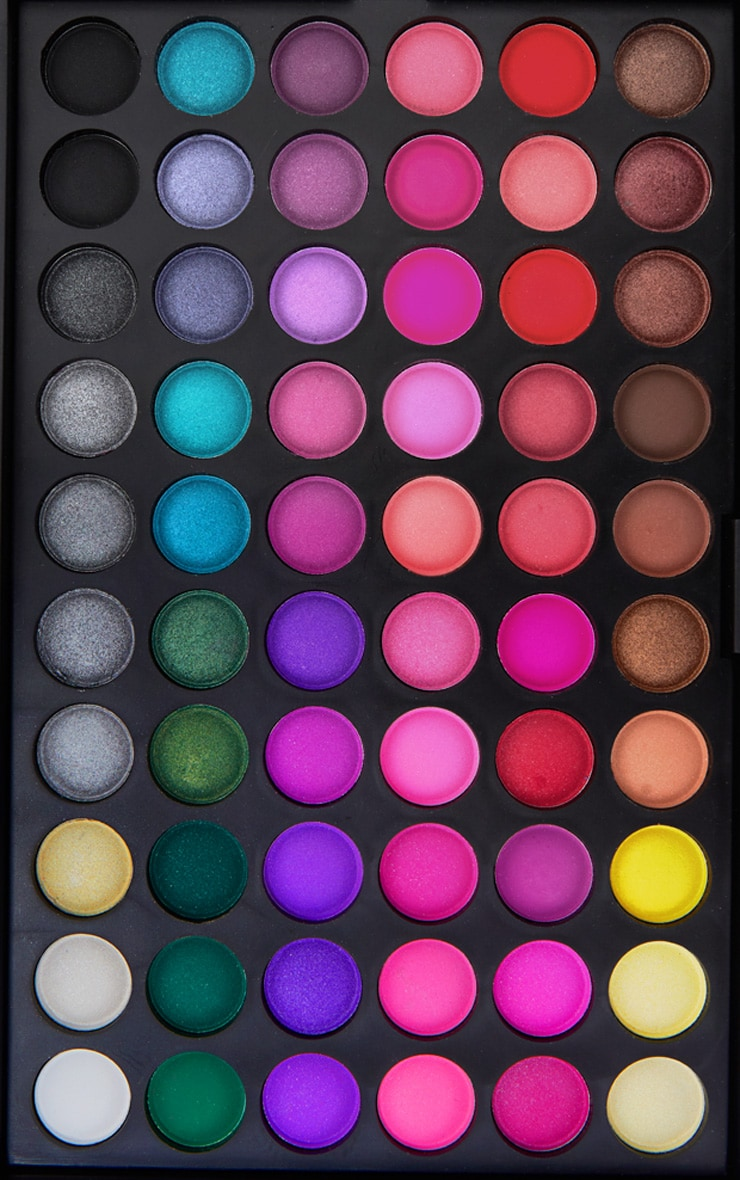 120 Shade Eyeshadow Palette Summer 5