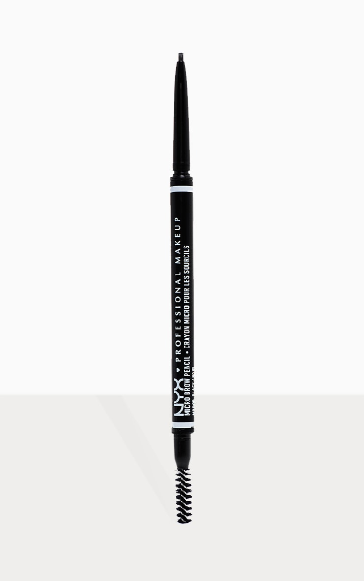 NYX PMU Micro Brow Pencil Black 1