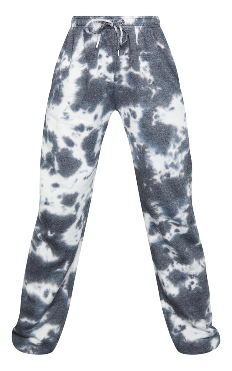 Grey Tie Dye Joggers 6