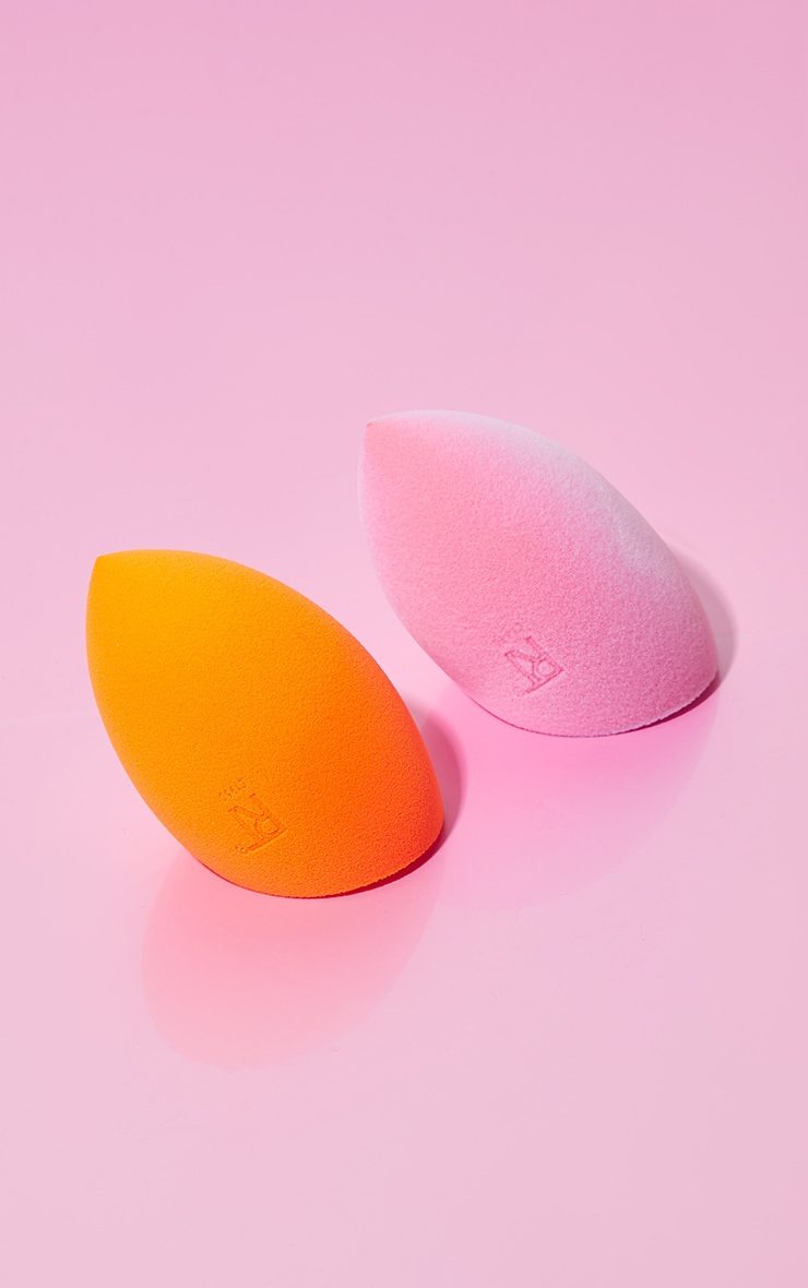 Real Techniques Miracle Complexion Sponge & Miracle Powder Sponge 2