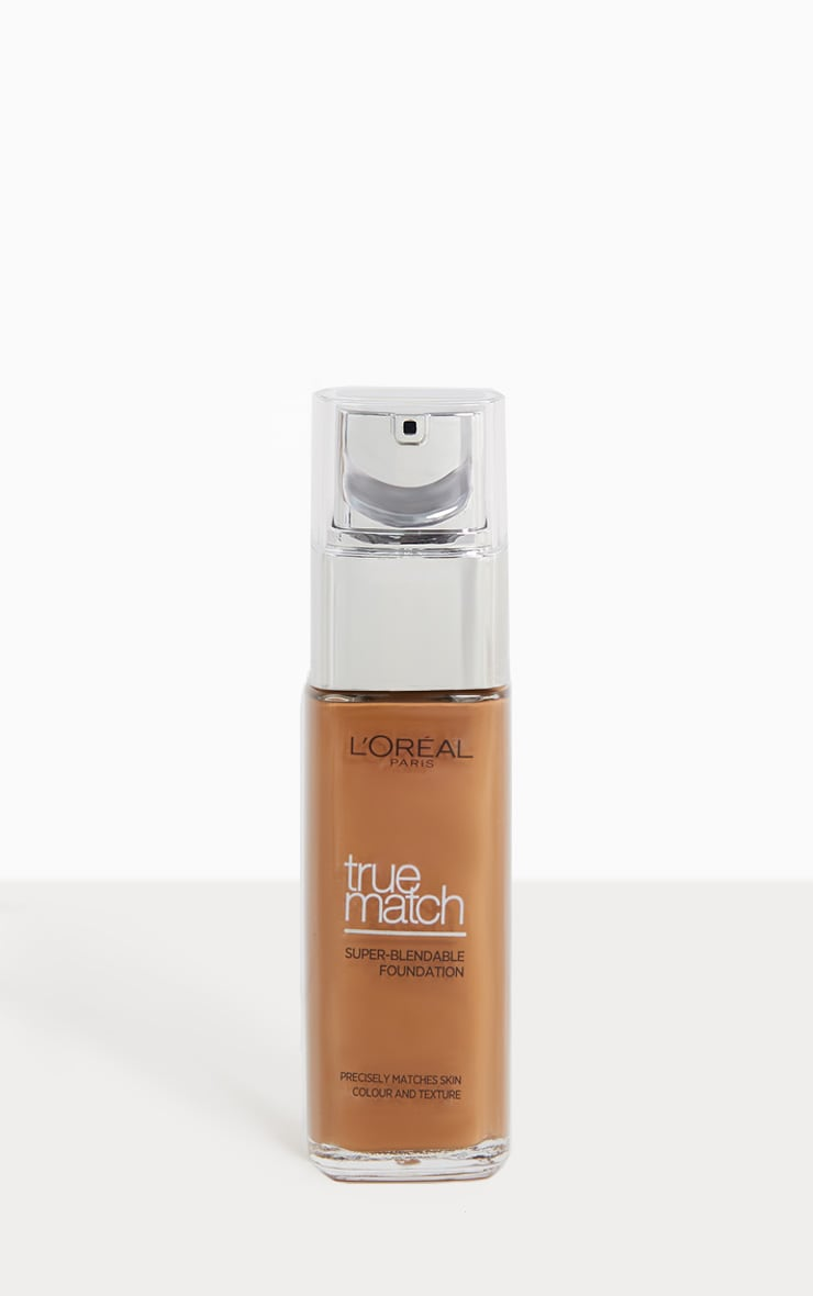 L'Oréal Paris True Match Foundation 8R C Nut Brown 1