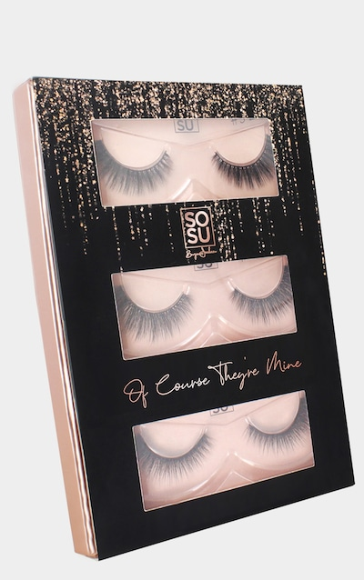 SOSUBYSJ Of Course They're Mine Lash Drawer