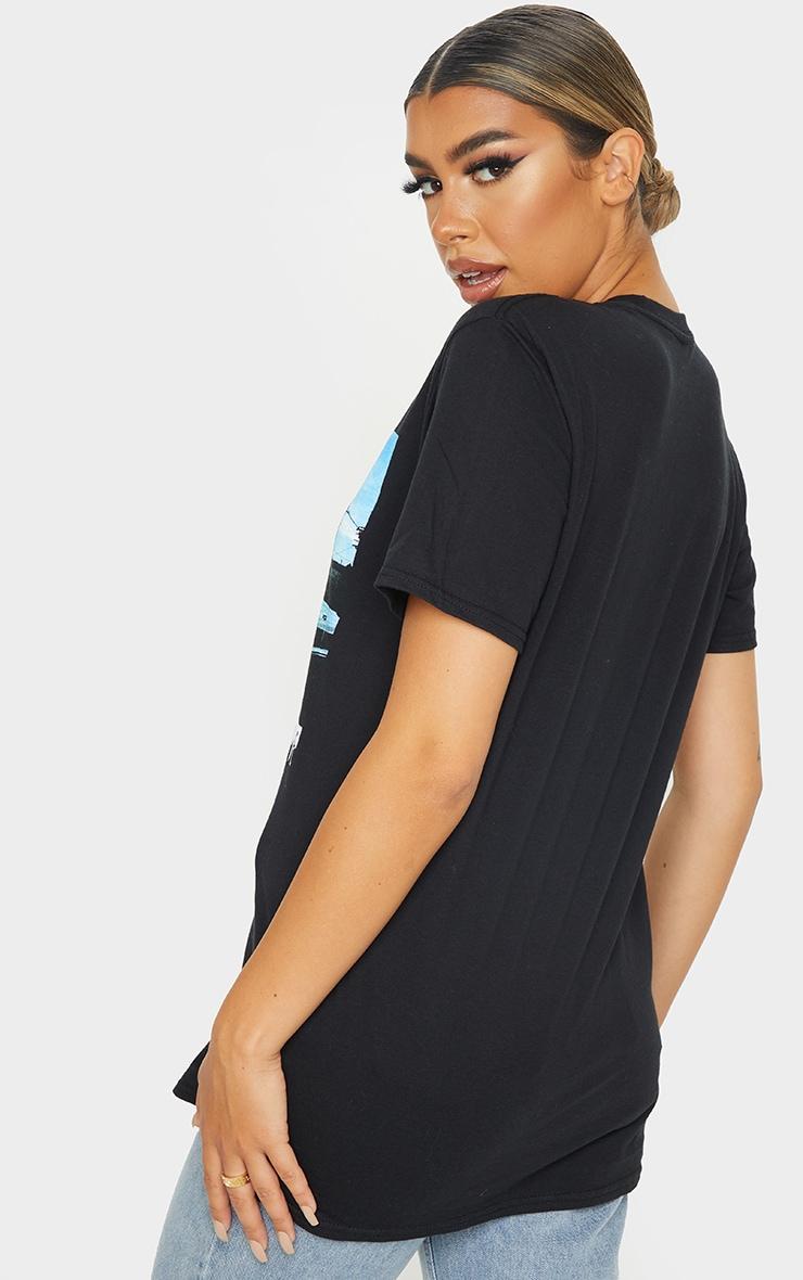 Black Ice Cube Photographic Print T Shirt 2