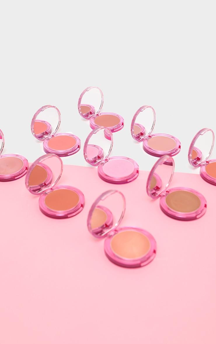 Lime Crime Hyperlink Soft Matte Softwear Blush Warm Pink  4
