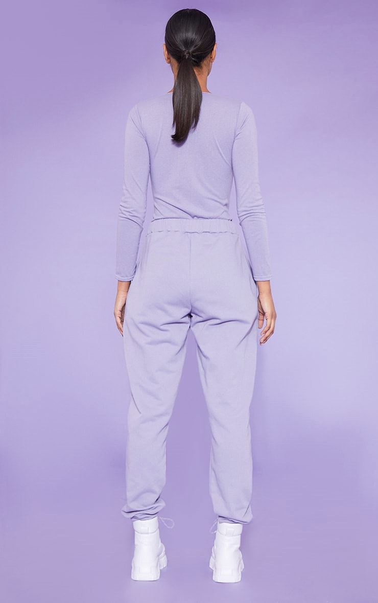 RECYCLED Violet Jogger 4