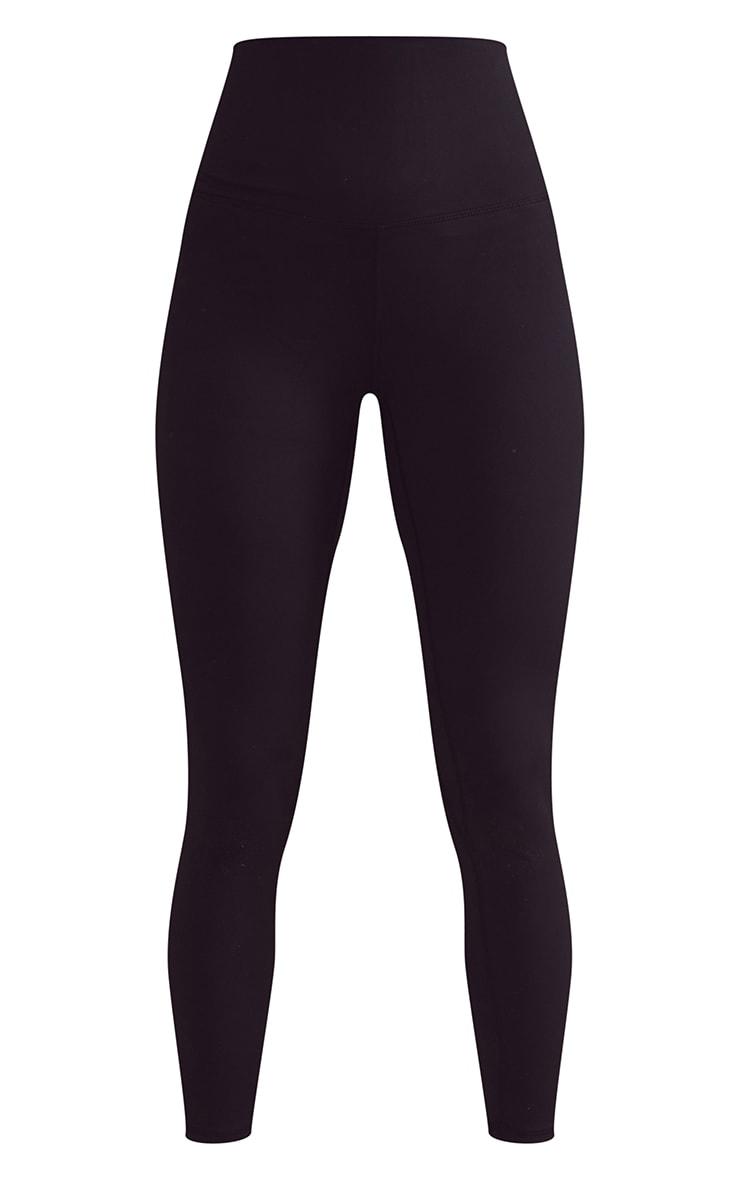 Black Sculpt Luxe Super High Waist Gym Legging 5