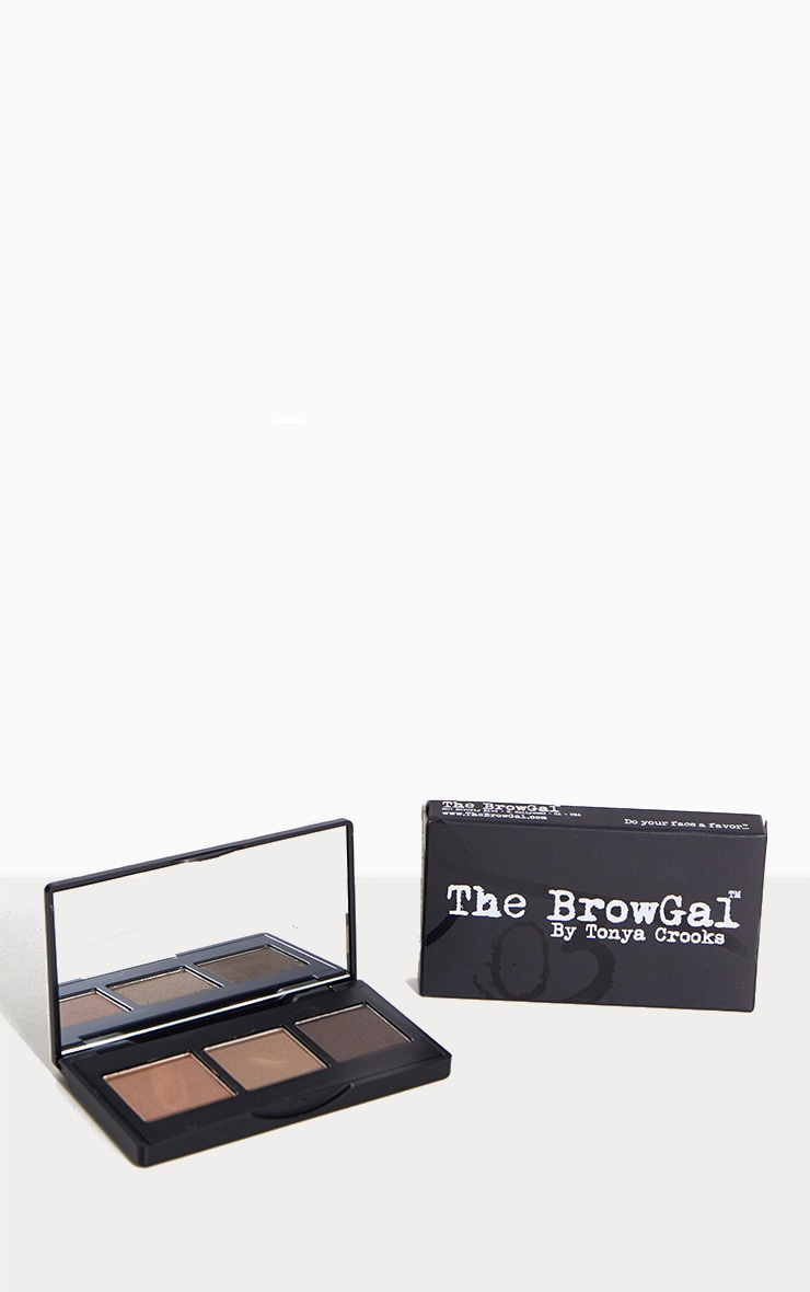The BrowGal - Kit pour sourcils Convertible Brow - Brown Hair 02