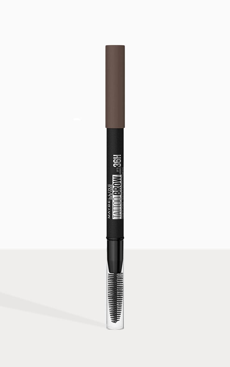 Maybelline Tattoo Brow Semi Permanent 36HR Eyebrow Pencil Deep Brown 07 1