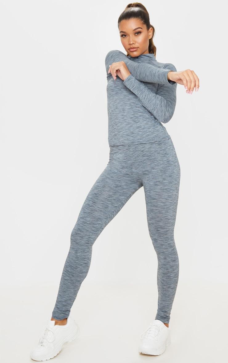 grey-marl-high-waist-gym-legging by prettylittlething