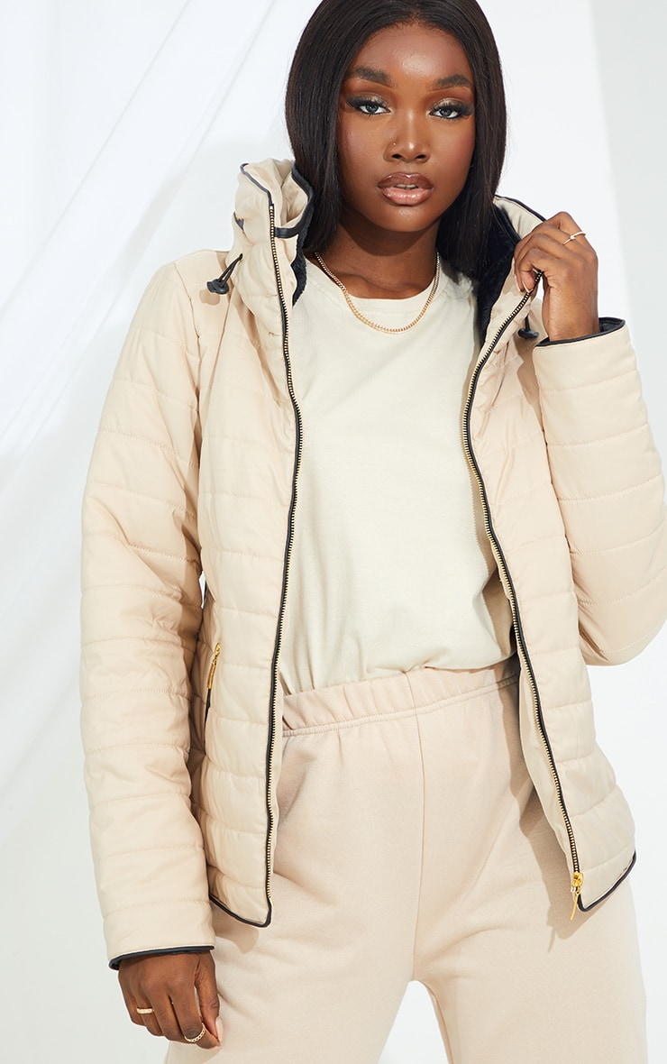 Tall Stone Mara Puffer Jacket 1