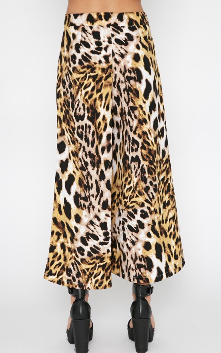 Jaidyn Leopard Culotte  2