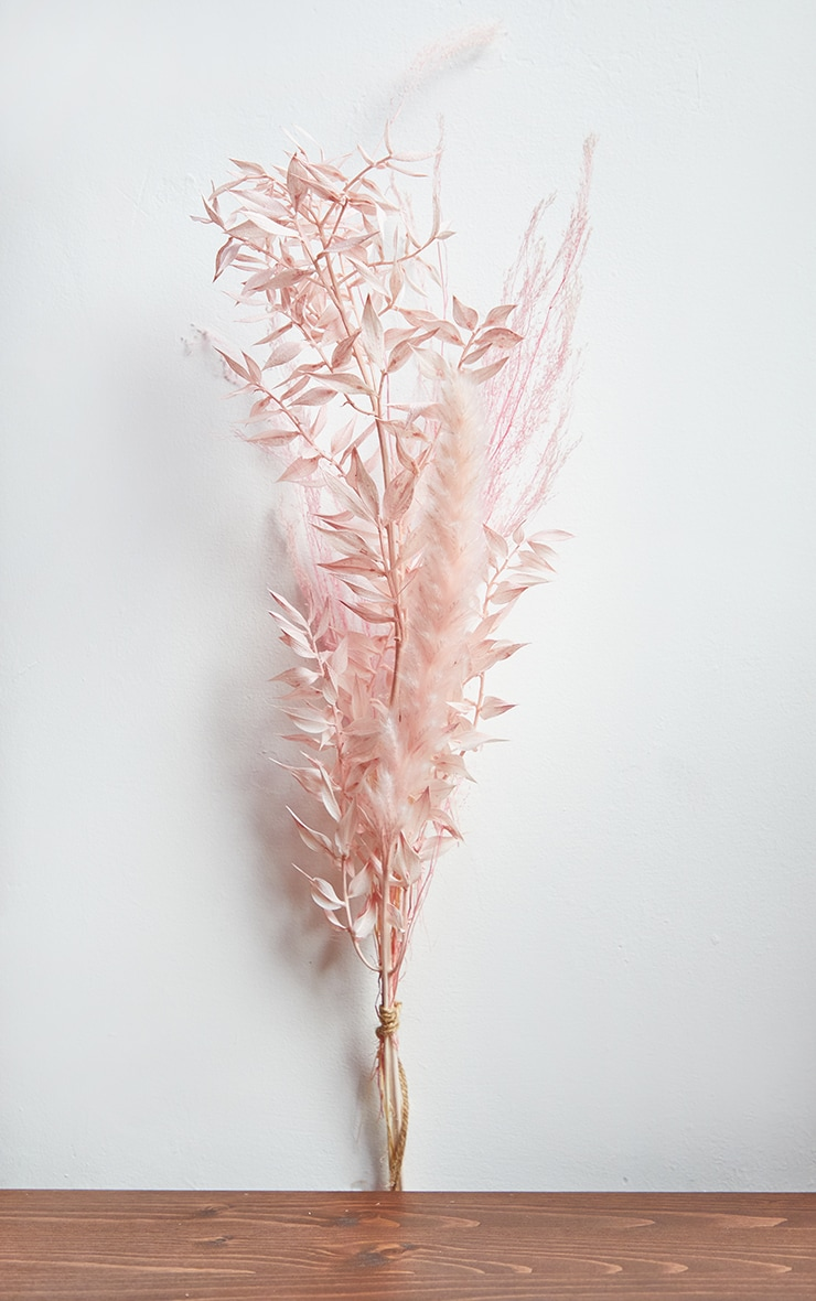 Pink Dried Grass 3