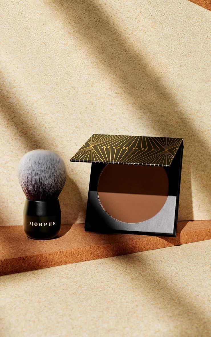 Morphe Glamabronze Face & Body Bronzer Trail Blazer 4