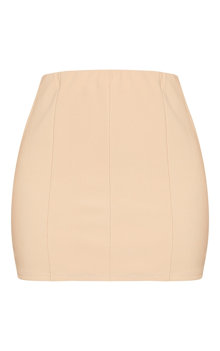 Stone Mini Bandage Skirt 6