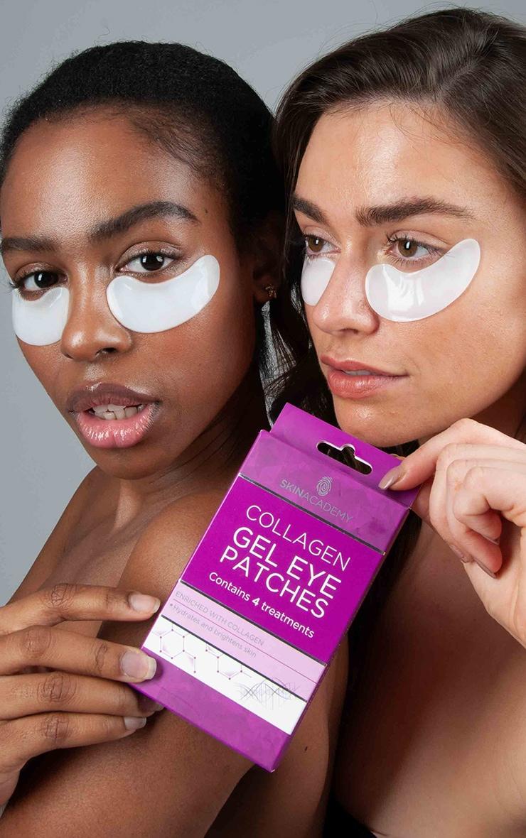 Pretty Smooth Gel Eye Patches - Collagen 1