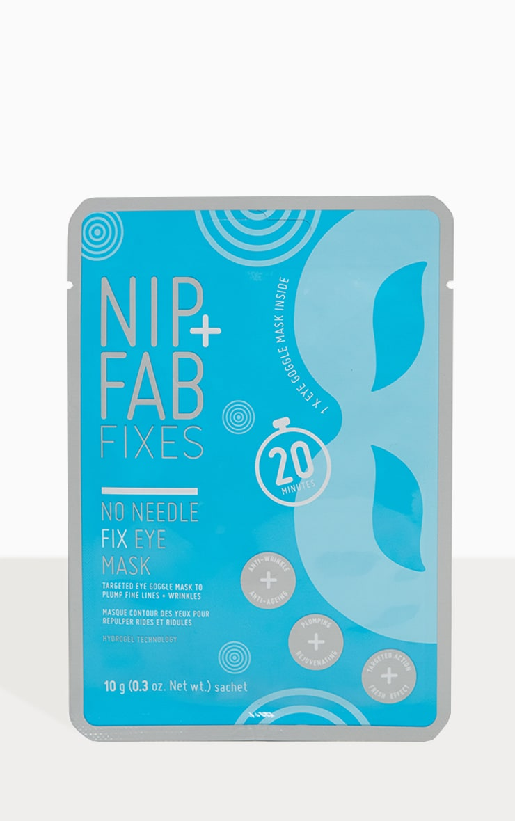Nip + Fab No Needle Fix Eye Mask 3