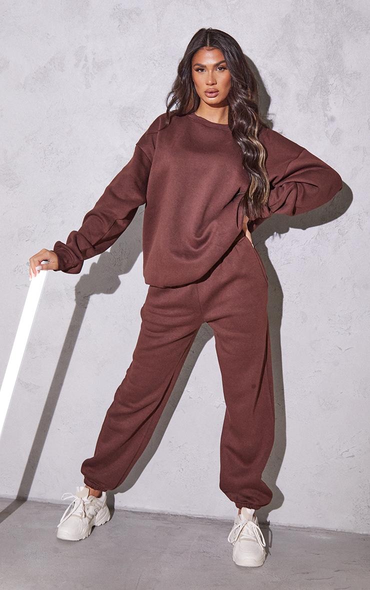 RENEW Tall Chocolate Ultimate Sweatshirt 3