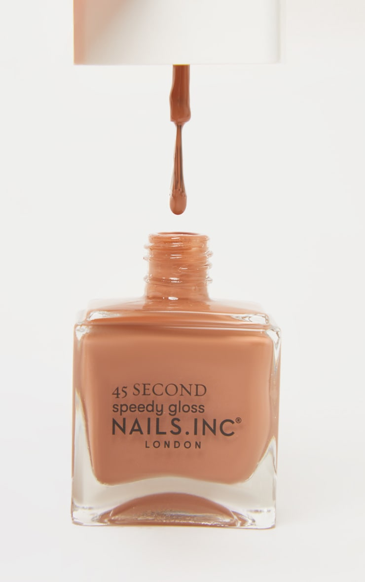 Nails Inc 45 Second Speedy Gloss Hustle In Hackney 2