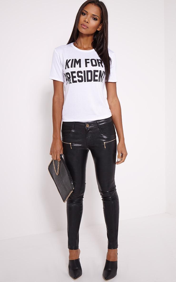 for President White T-Shirt 3