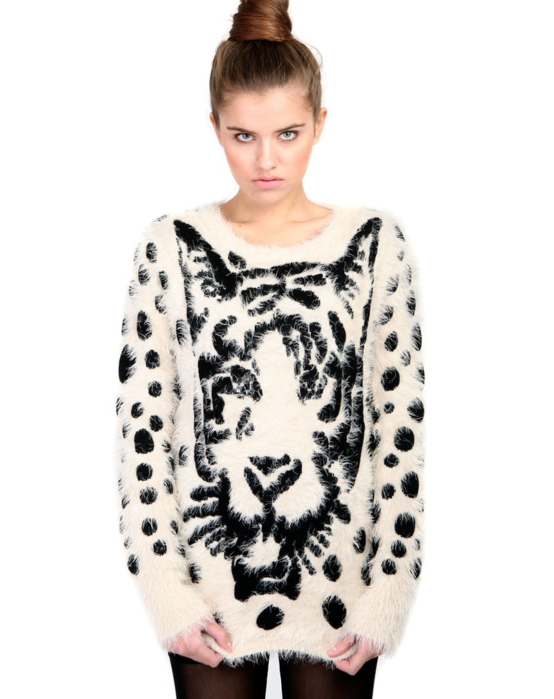 Niah Animal Face Jumper 1