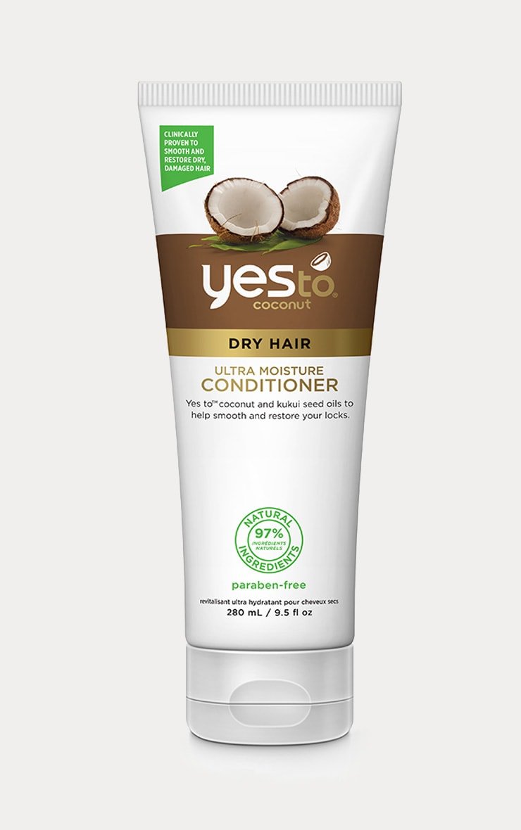 Yes To Coconut Ultra Moisture Conditioner For Dry Hair 1