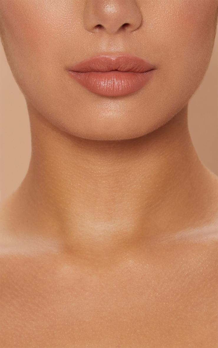 L'Oréal Paris Infallible Nudist Matte Lip Paint 209 Nude on Fleek 5
