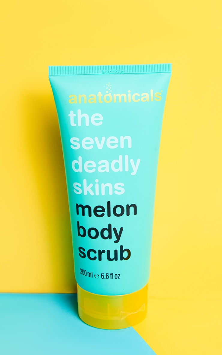 Anatomicals The Seven Deadly Skins Body Scrub 1