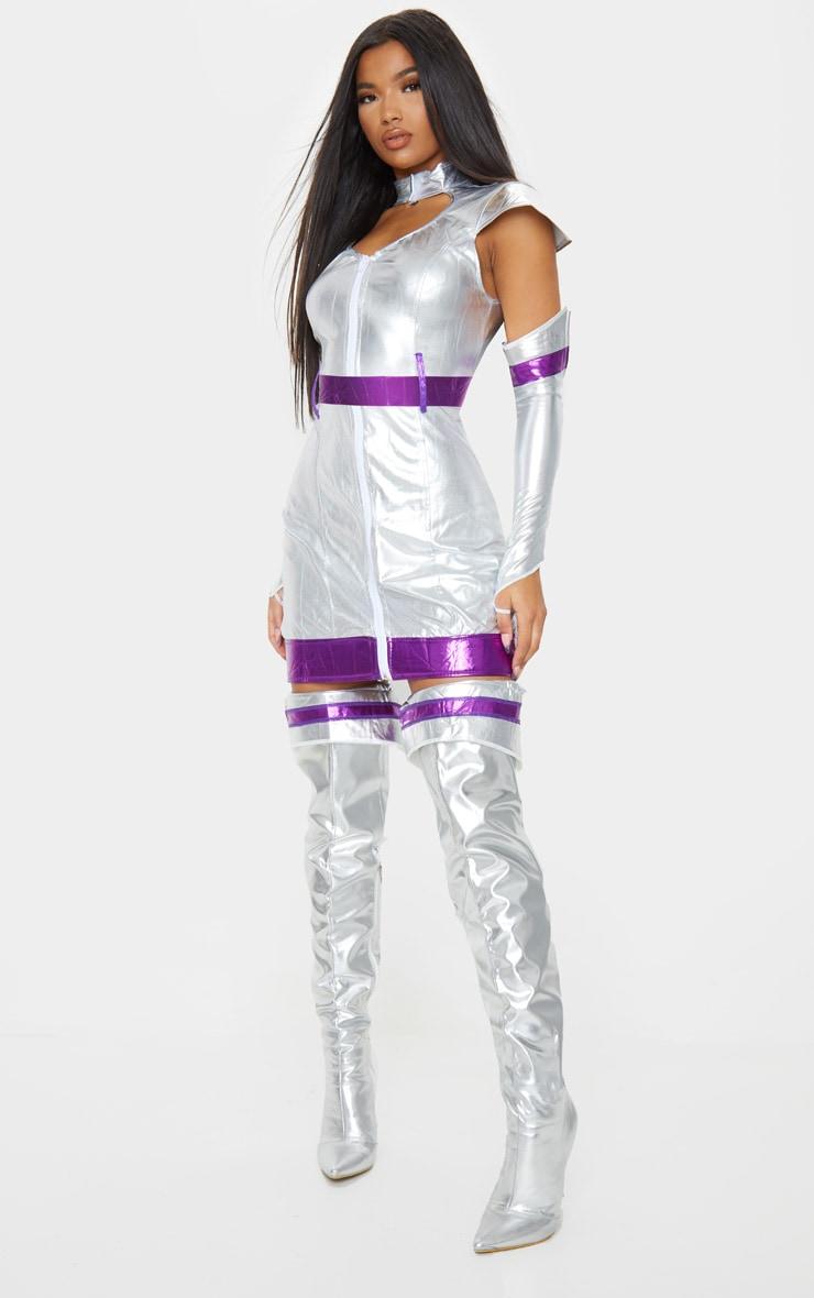 Premium Sexy Space Cadet Costume 3
